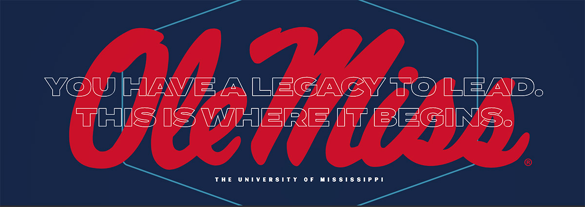 Your Cuide to Ole Miss Financial Aid Brochure Cover